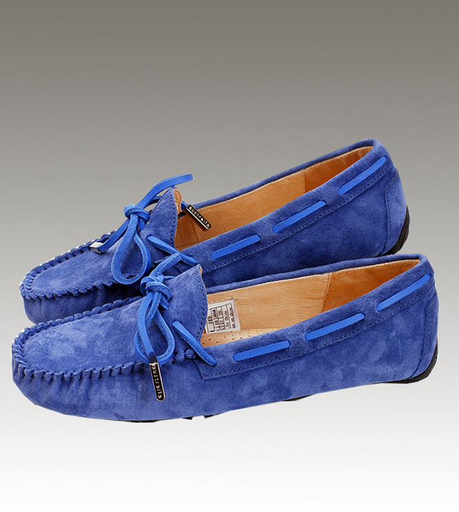 UGG Dakota 1650 Blue Slippers